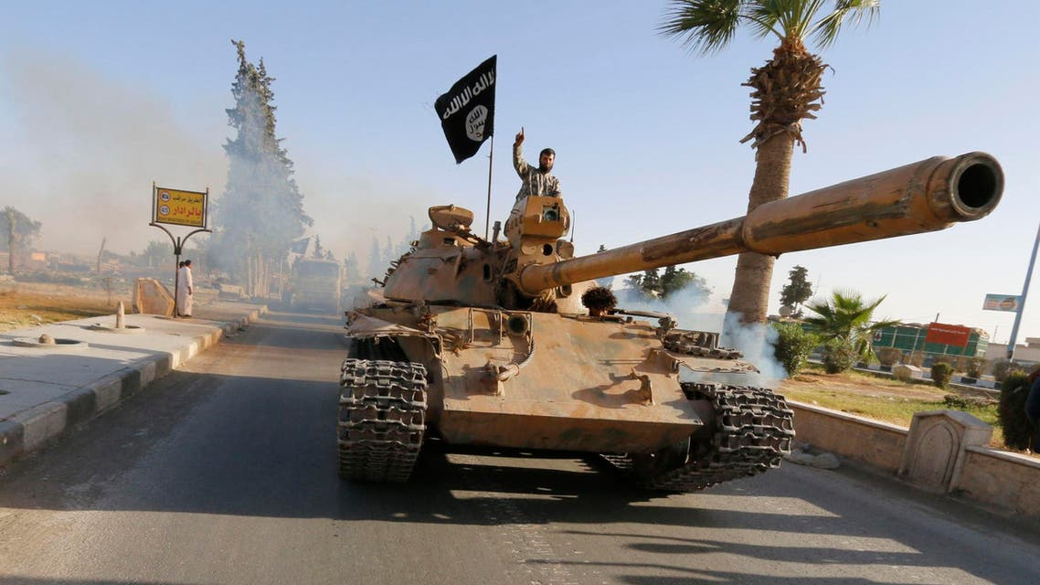 ISIS reuters