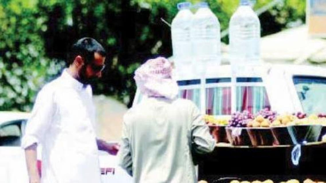 Unauthorized sale of Zamzam water is illegal, but it is being sold on the streets as any other product. — Courtesy photo Saudi Gazette
