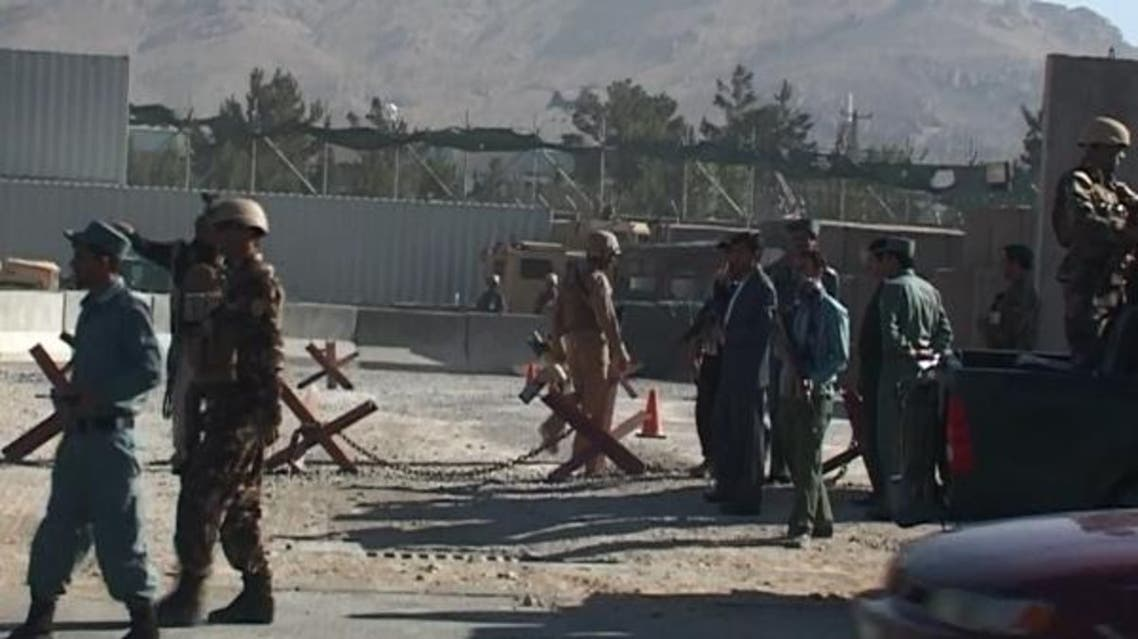 attack on kabul