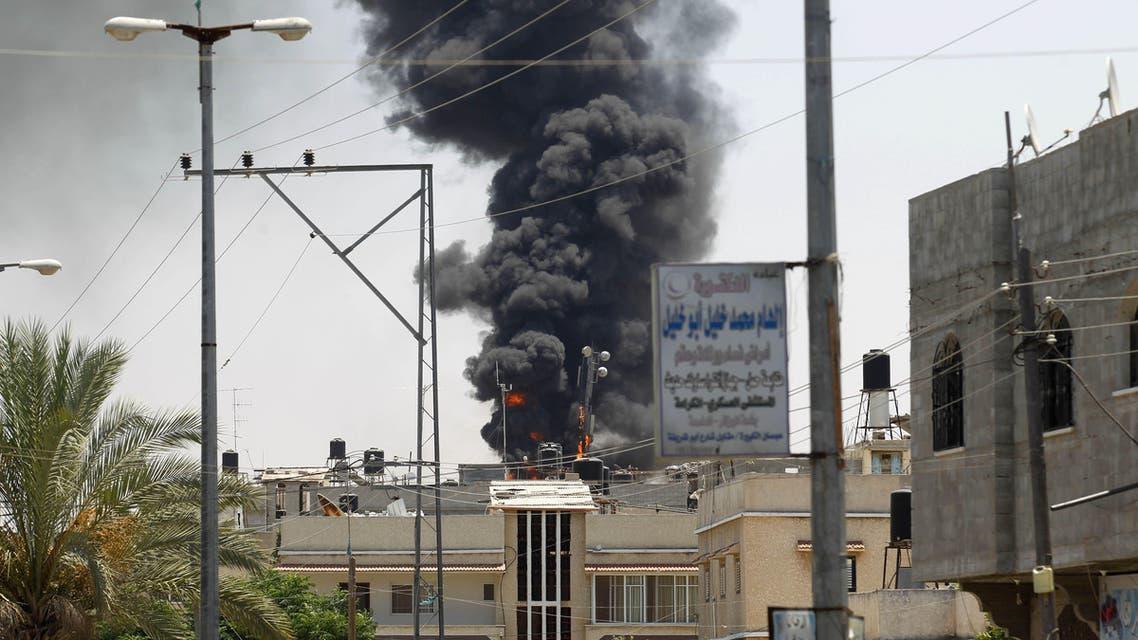 Gaza AFP