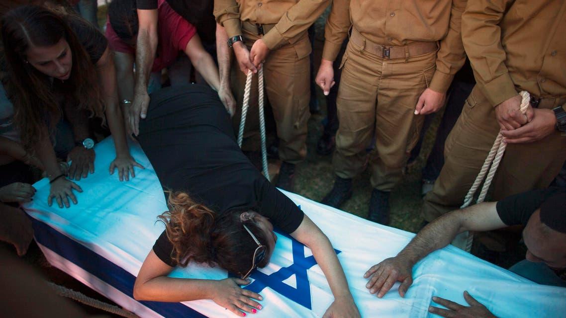 israeli funeral