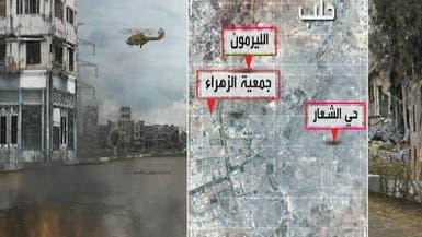 حلب السورية وشبح السيناريو الحمصي