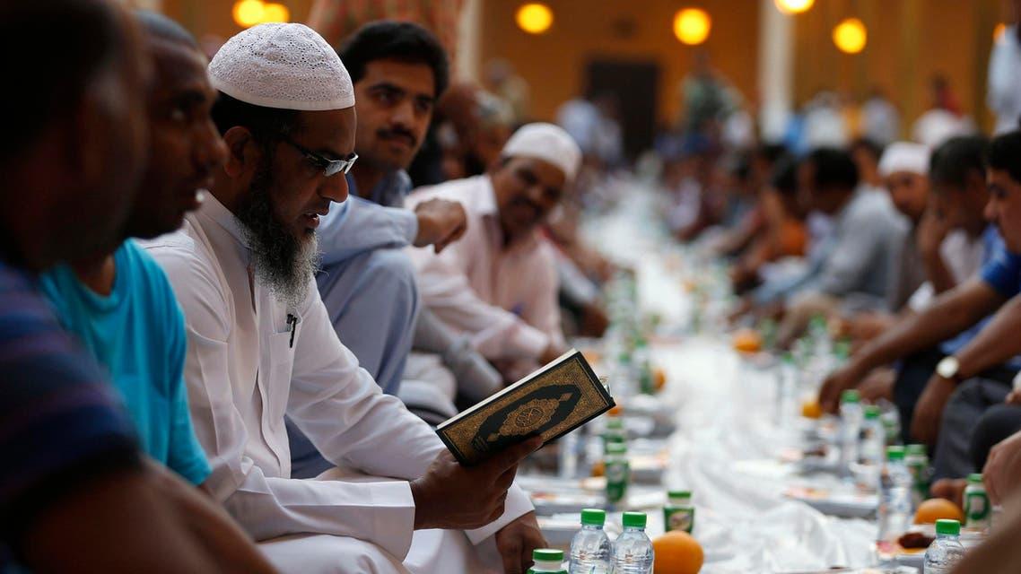 saudi arabia iftar reuters