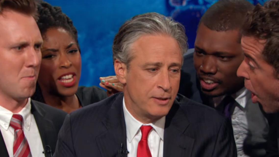 Jon Stewart we need to talk about israel