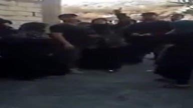 أم قتيل من حزب الله تحرض على القتال في سوريا