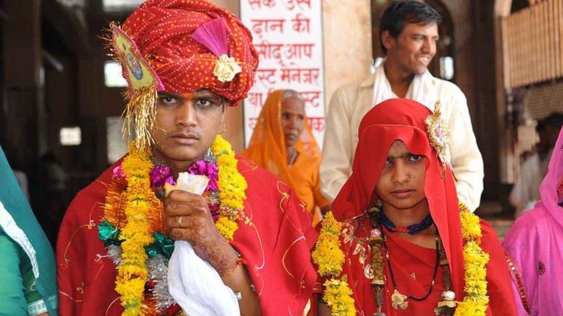 زواج القاصرات في الهند