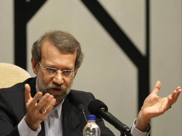 لاريجاني يُقر: إيران تواجه تحديات مزمنة تتخطى العقوبات!