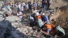 اُنروا کے اسکول پر اسرائیلی حملہ ، 15 فلسطینی شہید
