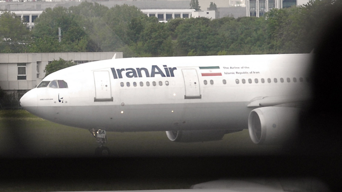 iran air afp 2