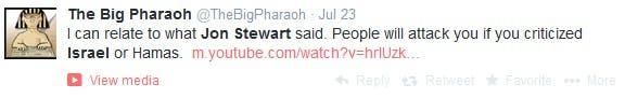 Big Pharaoh tweet