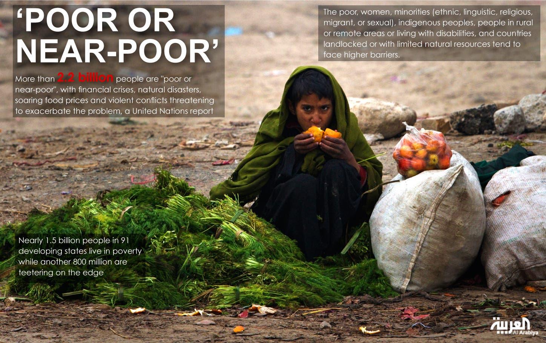 Poor or near-poor