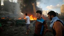 إسرائيل تلقي 10 آلاف طن من المتفجرات على غزة