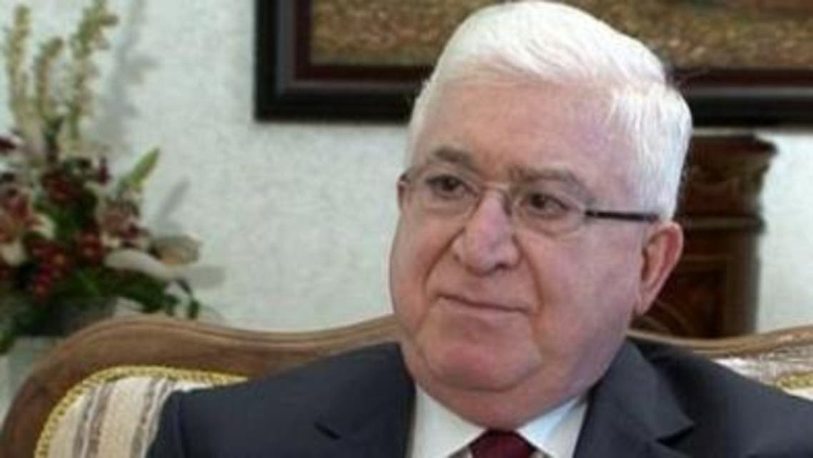 Fuad Masum elected new Iraqi president