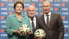 FIFA committed to 2018 World Cup in Russia