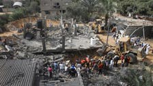 Kerry meets with U.N., Egypt as Gaza truce push builds