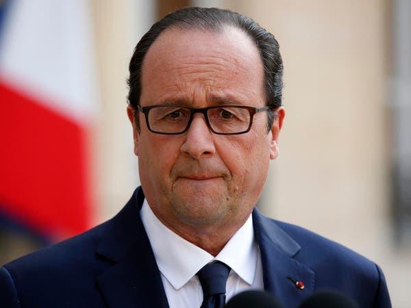 #هولاند: فرنسا والجزائر تساهمان في أمن المنطقة