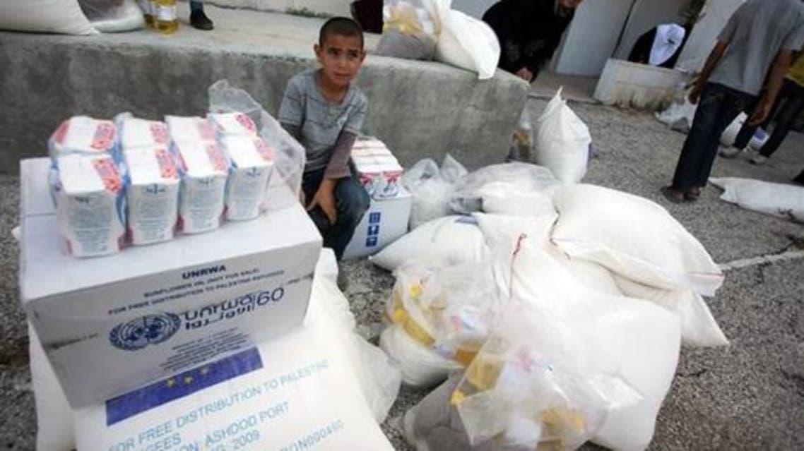 المساعدات الإنسانية لسوريا