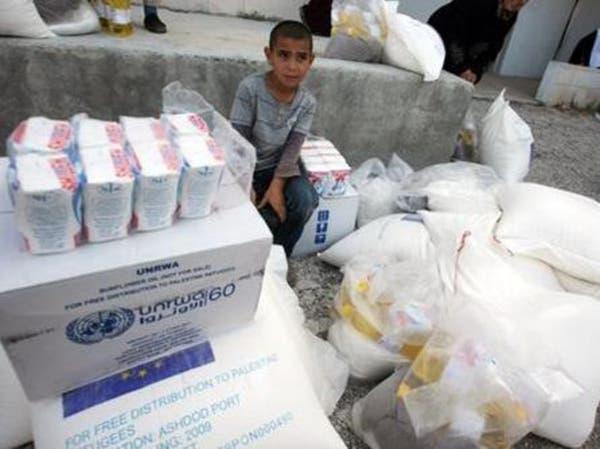 أول قافلة مساعدات تصل سوريا دون موافقة مسبقة من دمشق