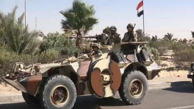 مقتل ضابطين مصريين في هجوم بالرصاص شمال سيناء