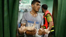 WHO calls for humanitarian corridor to evacuate Gaza wounded