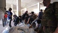 U.N. aid delivery across Syria faces risks