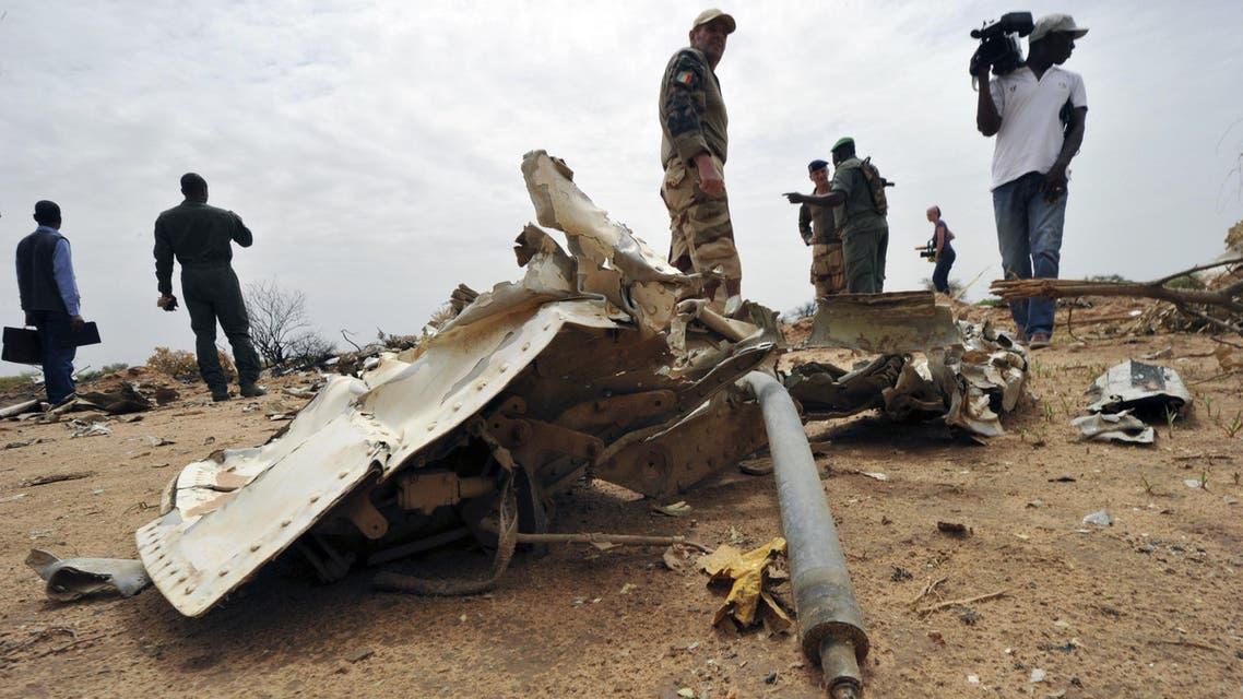 Mali Air Algerie AFP