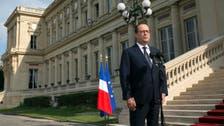 Hollande declares three days of mourning over Air Algerie crash