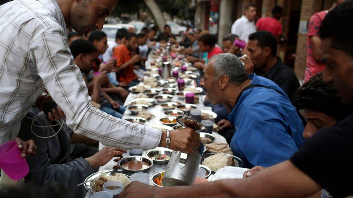 Egypt Ramadan reuters