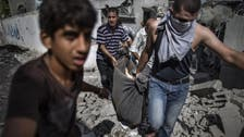 Gaza deaths over 1,049 as Israel extends ceasefire