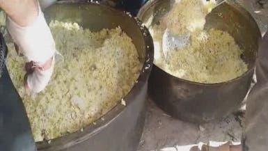 منظمات خيرية تقدم وجبات إفطار يومياً بالغوطة الشرقية