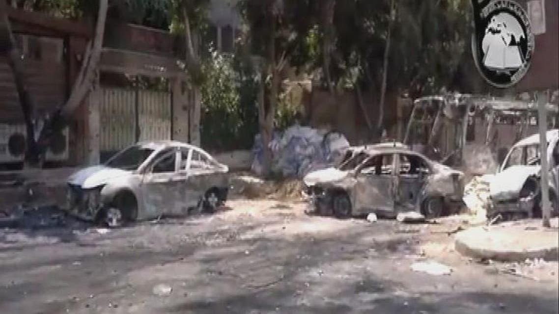 THUMBNAIL_ مقتل ضابطي شرطة برتبة عميد شمال سيناء