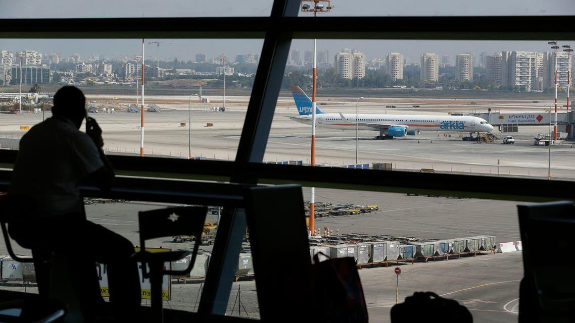 Ben Gurion International Airport Israel Reuters