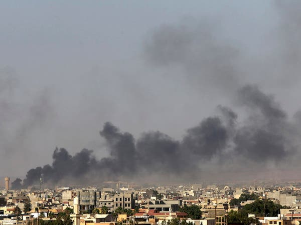 اشتباكات بين الجيش وثوار في بنغازي تخلف 38 قتيلاً