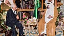 Saudi King, President Abbas discuss Gaza crisis