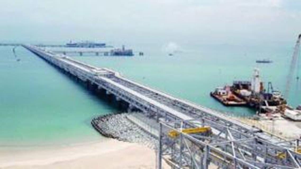 منشأة نفطية في الكويت