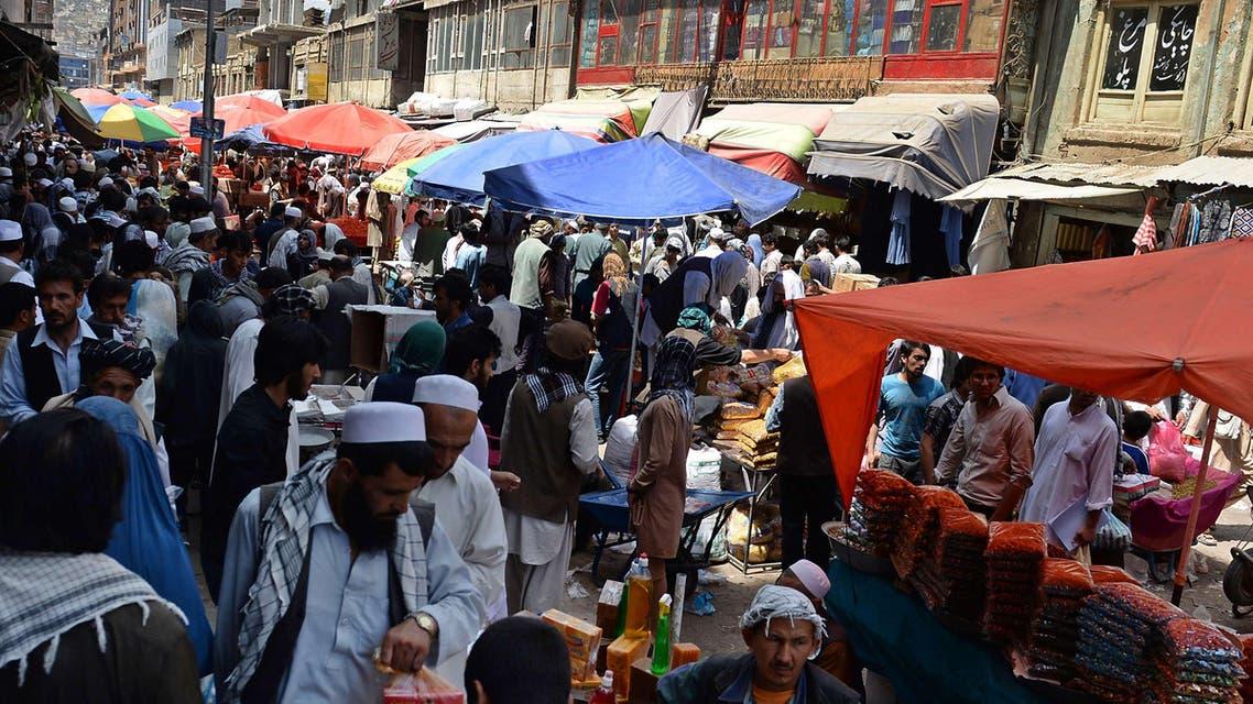 Afghans get ready to celebrate Eid