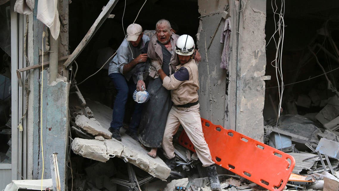 Aleppo july