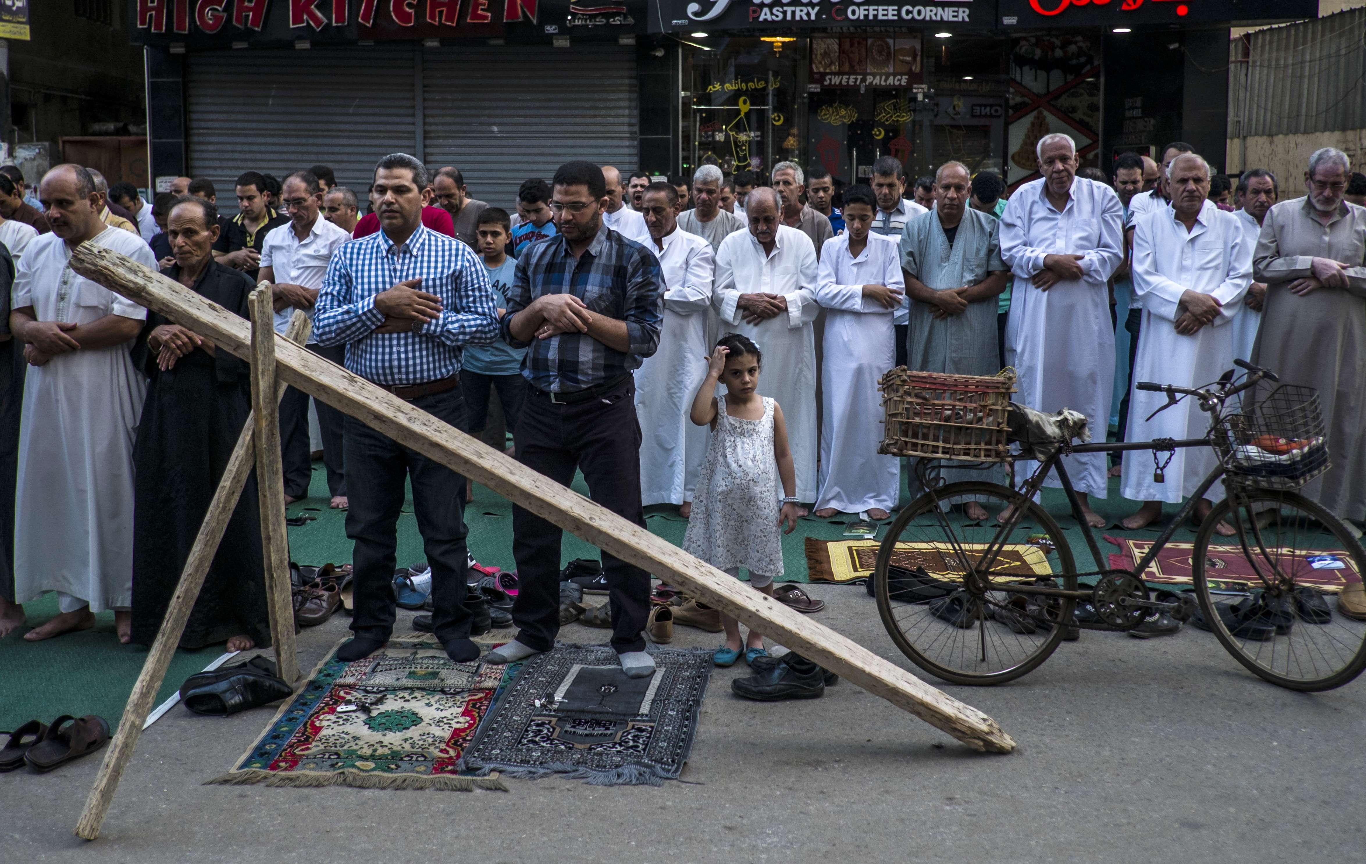 Egypt Eid AFP