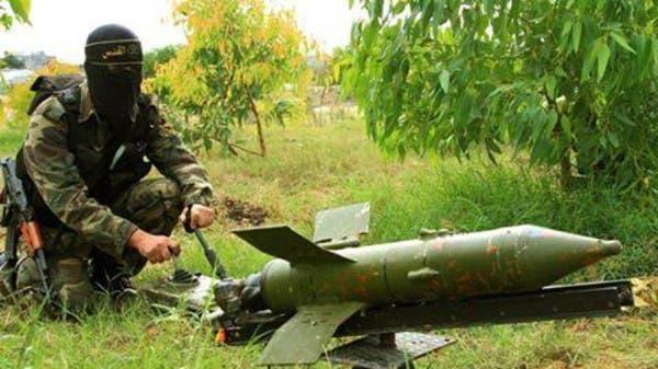 حماس تبلغ مصر: الصاروخ أطلق على إسرائيل بالخطأ