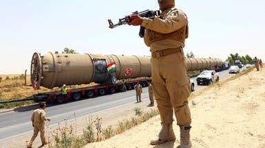 """مصادر: العراق يحشد قوات قرب أنابيب نفط """"كردية"""""""