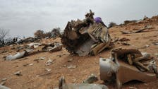 Pilots of Air Algerie plane that crashed asked to 'turn back'