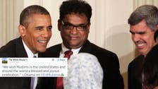 Obama's Eid greeting to Muslims backfires