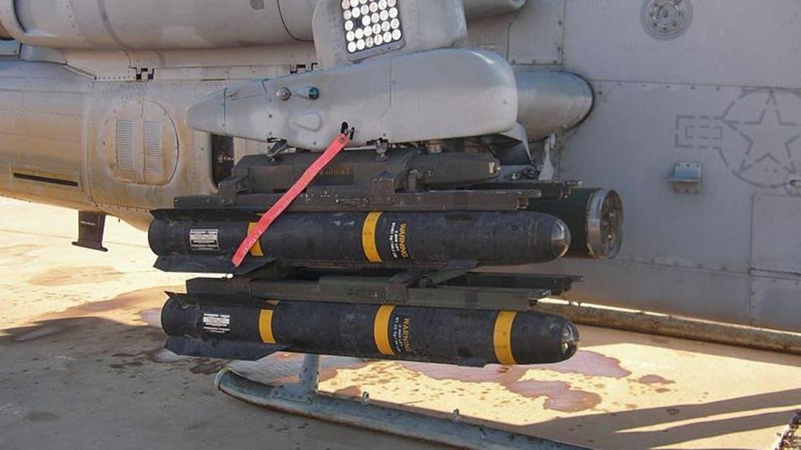 Hellfire missiles