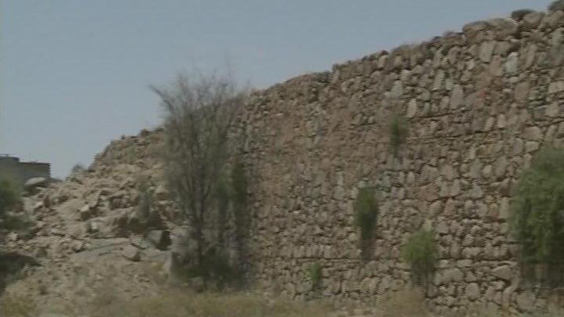 THUMBNAIL_ السدود التاريخية في محافظة الطائف