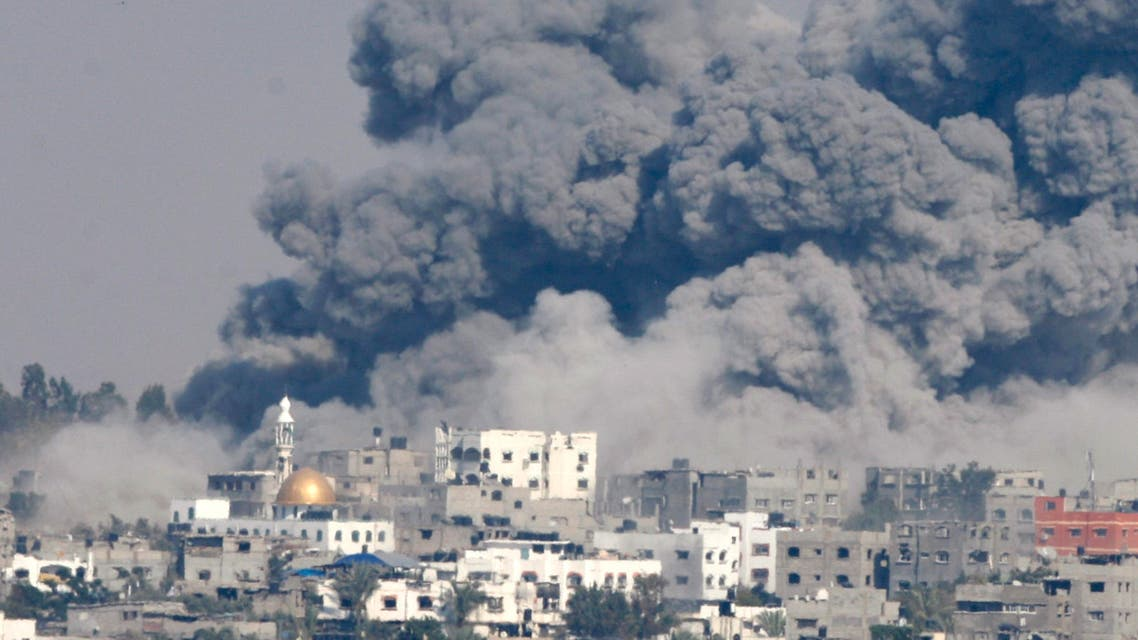 Gaza Reuters July 29 2014