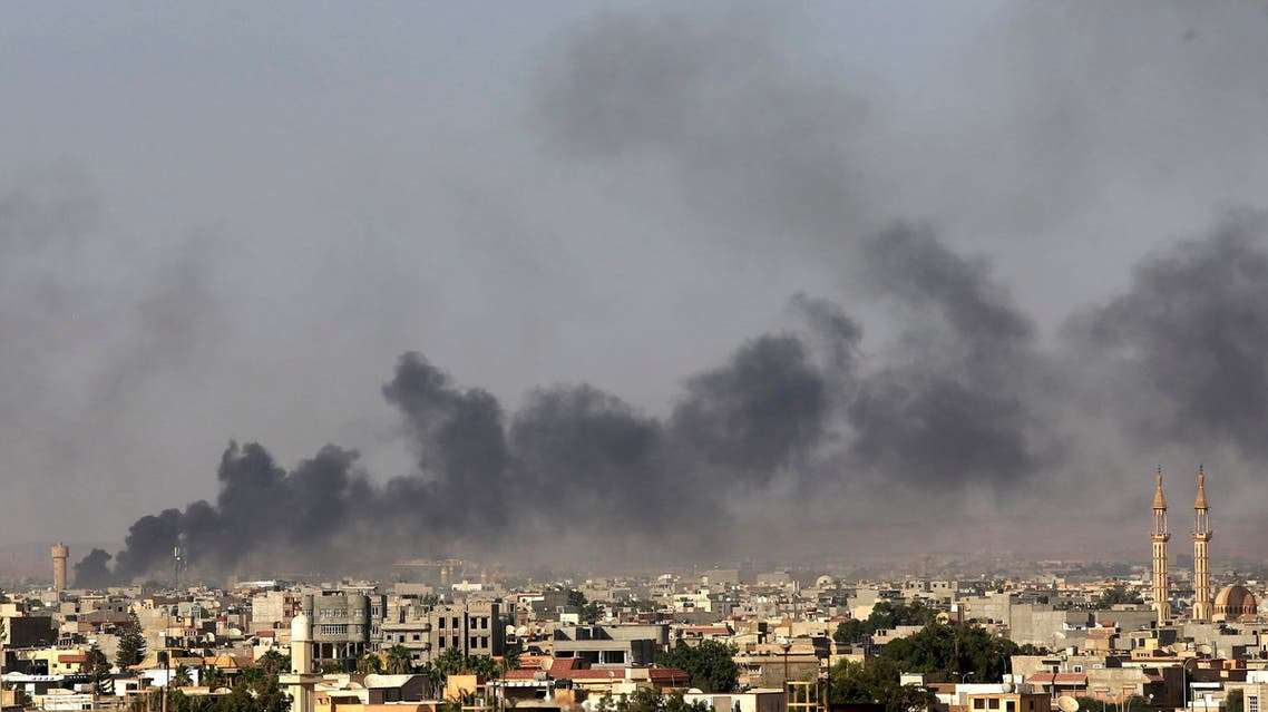 Islamists overrun Benghazi army base as chaos grips Libya