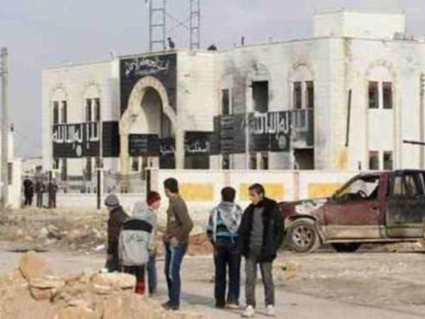 داعش محاصر بالكامل داخل مدينة الباب شمالي سوريا
