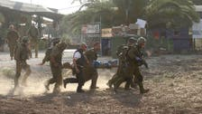 Palestinian commandos kill five Israeli soldiers