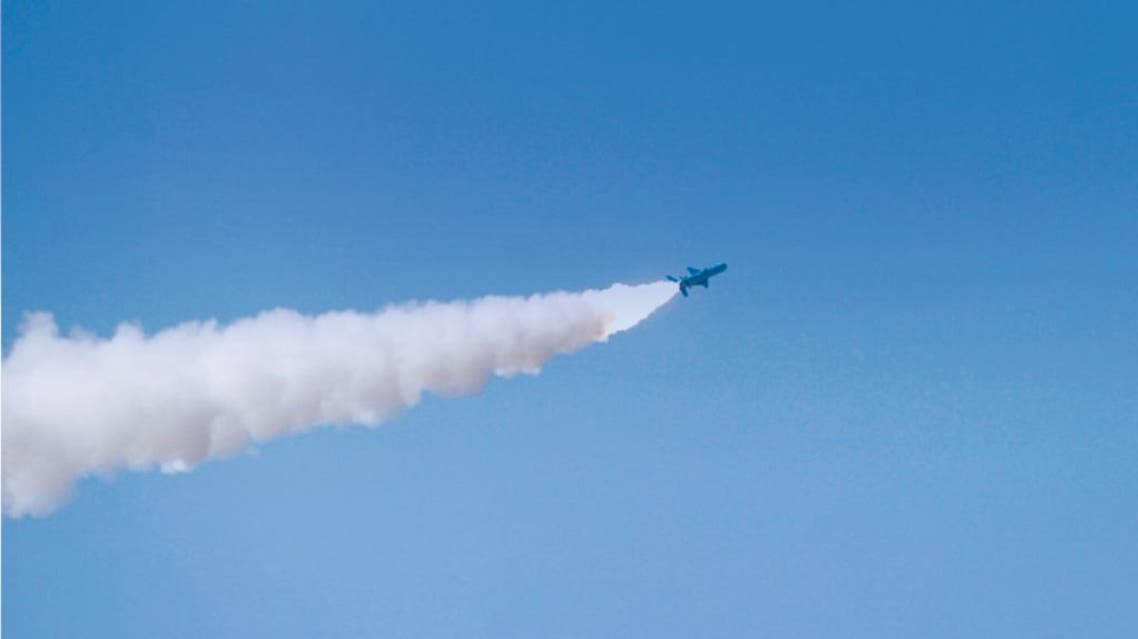 "صاروخ جوال ""متحرك"""