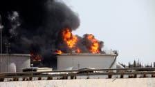 متشددون يجتاحون قاعدة للجيش في بنغازي بعد معركة شرسة